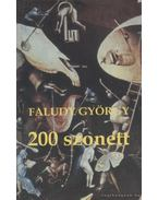 200 szonett - Faludy György