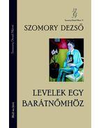 LEVELEK EGY BARÁTNŐMHÖZ - ÜKH 2010 - Szomory Dezső