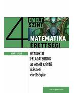 Matematikaérettségi 4. - Gerőcs László