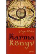 Karma könyv - Izing Klára