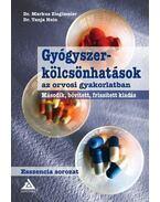 Gyógyszerkölcsönhatások az orvosi gyakorlatban - ZIEGLMEIER, MARKUS DR. ,  HEIN, TANJA DR.