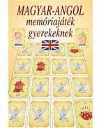 Magyar-angol memóriajáték gyerekeknek - Simon Adrienn