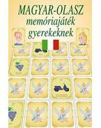 Magyar-olasz memóriajáték gyerekeknek - Simon Adrienn
