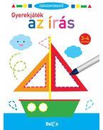 Ceruzaforgató - Gyerekjáték az írás 3-4