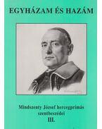 Egyházam és hazám III. - Mindszenty József