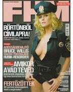 FHM 2008. január - Hraschek Dávid
