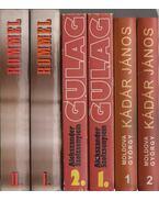 3 db életrajzi regény