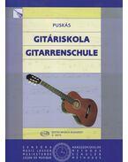 GITÁRISKOLA - PUSKÁS