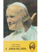 II. János Pál pápa - Török József