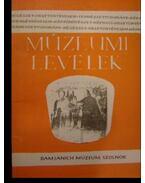 Múzeumi Levelek 35-36.