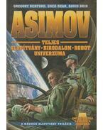Isaac Asimov teljes Alapítvány-Birodalom-Robot univerzuma