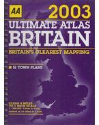 2003 Ultimate Atlas - Britain - --