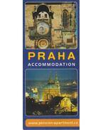 Praha Accomodation (1:15000) - --
