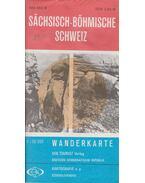 Sächsisch-Böhmische Schweiz 1:50000 - --