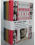 Dr. Czeizel Endre 2+1 akció - Dr. Czeizel Endre