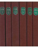 Teológiai vázlatok I-VI. - Alszeghy Zoltán, Nagy Ferenc, Szabó Ferenc, Weissmahr Béla
