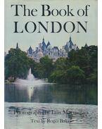 The Book of London - Iain Macmillan, Roger Baker