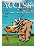 Access XP alapokon - Nógrádi László