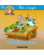 Celesztina a piacon - Gilles Laurendon