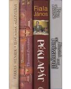 4db magyar regény