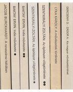 5 db művészeti könyv