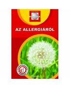 Az allergiáról - Patika Magazin Könyvek - Szarvasházi Judit Dr.
