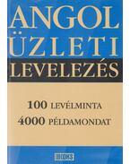 Angol üzleti levelezés - Birgit Abegg, Michael Benford