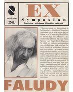 EX Symposion 2001/34-35. (Aláírt) - Tolnai Ottó