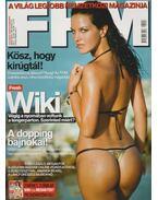 FHM 2008. augusztus - Hraschek Dávid