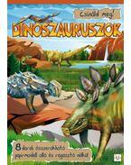 Csináld meg! Dinoszauruszok - Piotr Brydak, Przemyslaw Wrzosek, Bárczi László