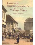 Életemnek legemlékezetesebb éve - Alexy Lajos naplója 1848-ban - Helle Mária