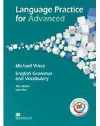 LANGUAE PRACTICE FOR AVANCED - Michael Vince
