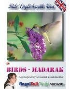 Kids' English with Kira - Birds - Madarak - Németh Ervin