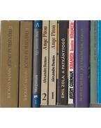 8 db klasszikus regény