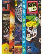 8 db vegyes ifjúsági foglalkoztató magazin