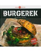 Burgerek - Csizmadia András, Niksz Gyula