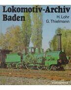 Lokomotiv-Archiv Baden - Hermann Lohr, Georg Thielmann