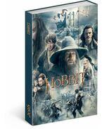 PG Agenda Hobbit 2016, 10,5 x 15,8 cm - SZÁZSZORKÉP KIADÓ