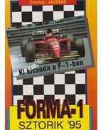 Forma-1 sztorik 95 - Frankl András