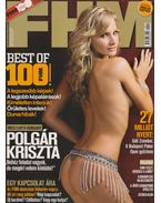 FHM 2009. január - Hraschek Dávid