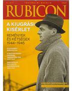 Rubicon 2014/11 - Rácz Árpád (szerk.)