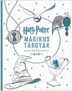 Harry Potter - Mágikus tárgyak színezőkönyv - .