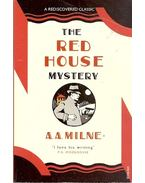 The Red House Mystery - A. A. Milne