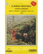 A Budai-hegység turistatérképe 1: 30 000