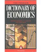 The Penguin Dictionary of Economics - Graham Bannock, R. E. Baxter, Evan Davis