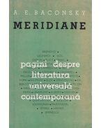Meridiane - A. E. Baconsky
