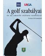 A golf szabályai és az amatőr státusz szabályai