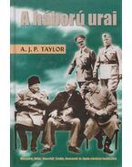 A háború urai - A.J.P. Taylor