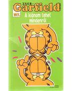 Zseb-Garfield 107. - A klónom tehet mindenről - Jim Davis