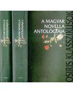 A magyar novella antológiája i-ii - Domokos Mátyás